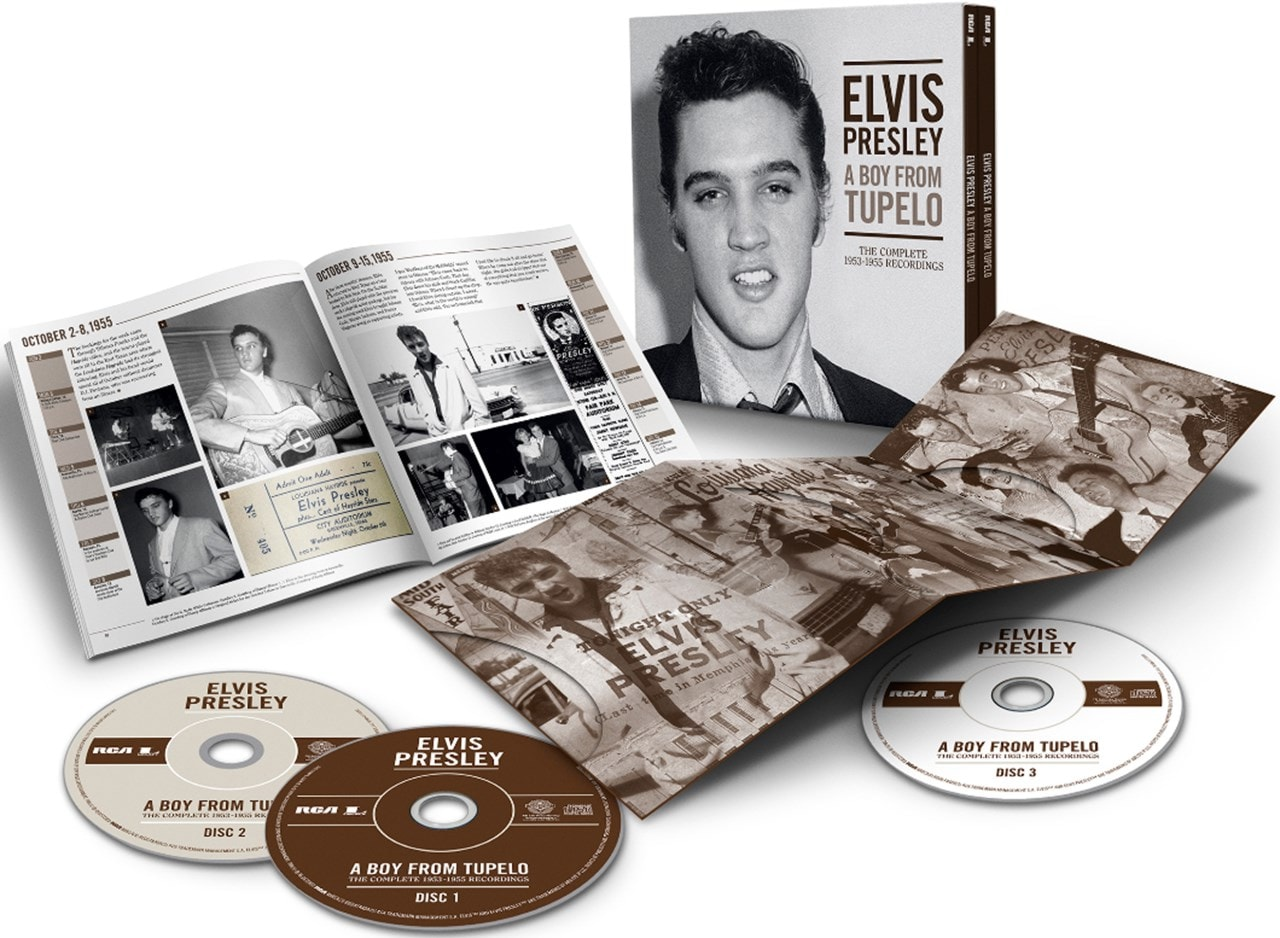 A Boy from Tupelo: The Complete 1953-1955 Recordings - 2