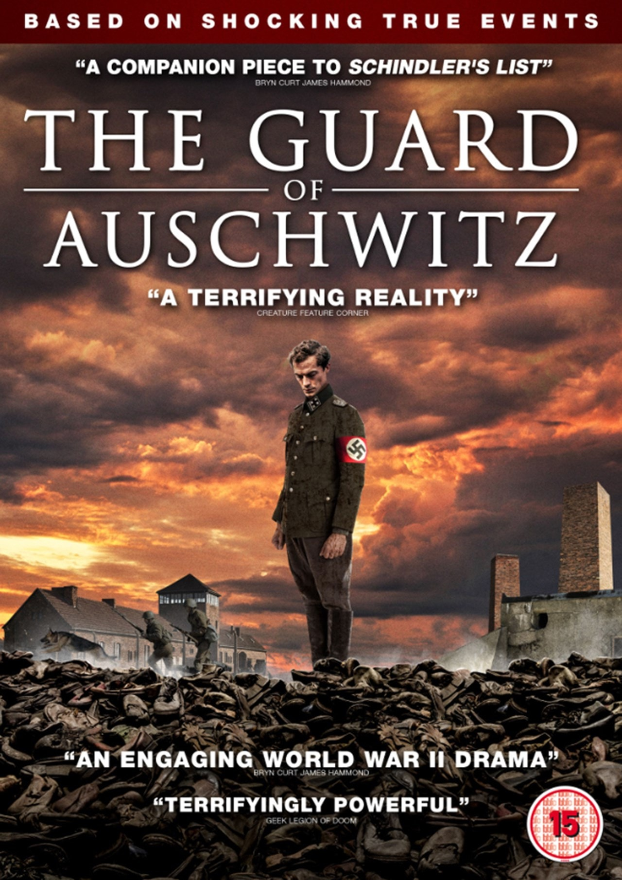 The Guard of Auschwitz - 1