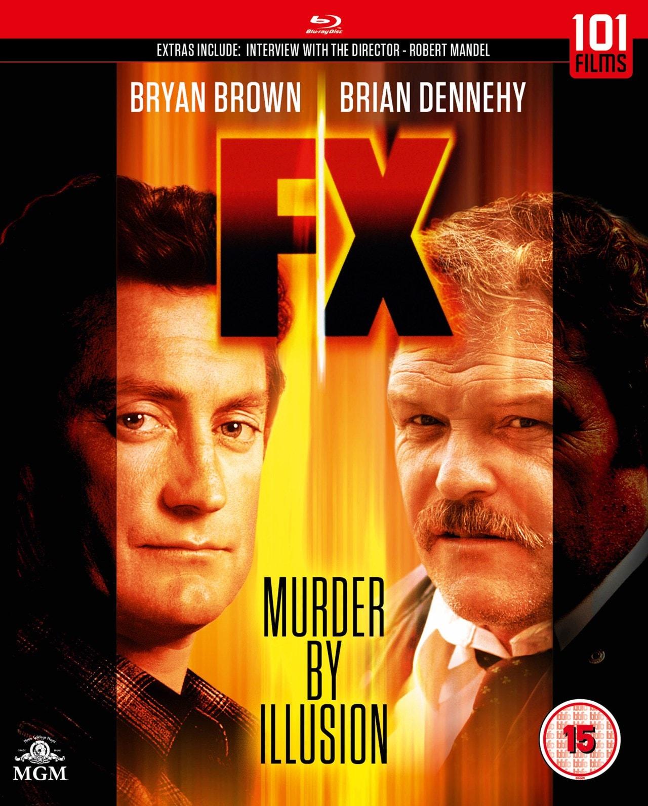 F/X - Murder By Illusion - 1