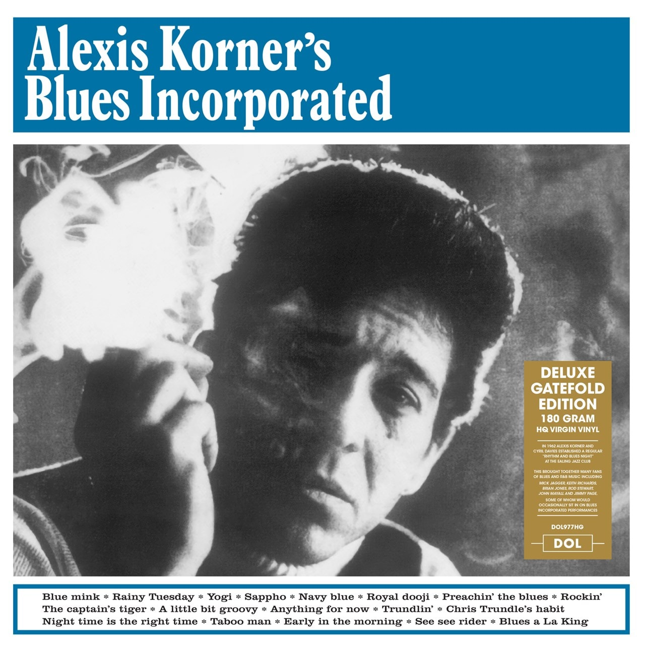 Alexis Korner's Blues Incorporated - 1