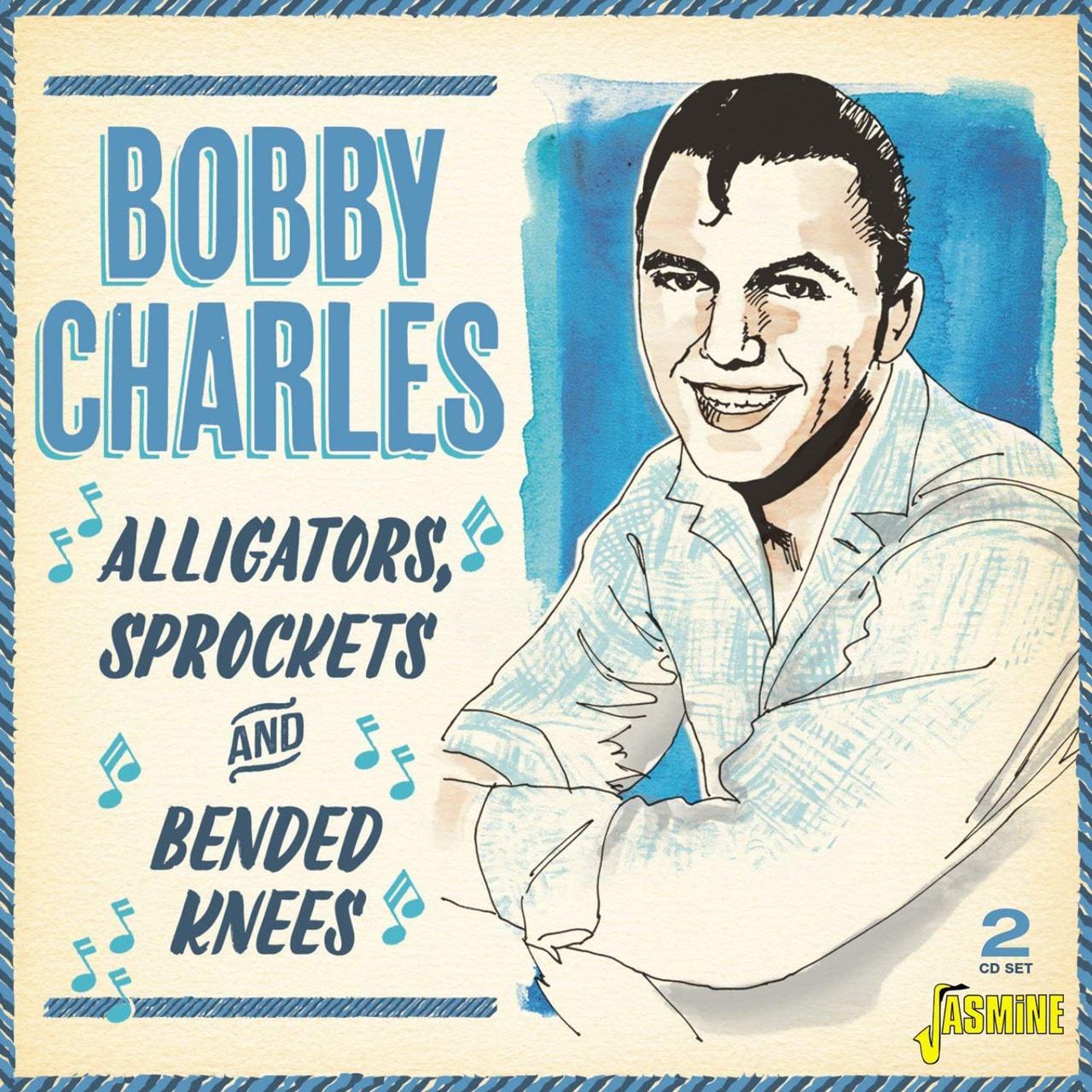 Alligators, Sprockets and Bended Knees - 1