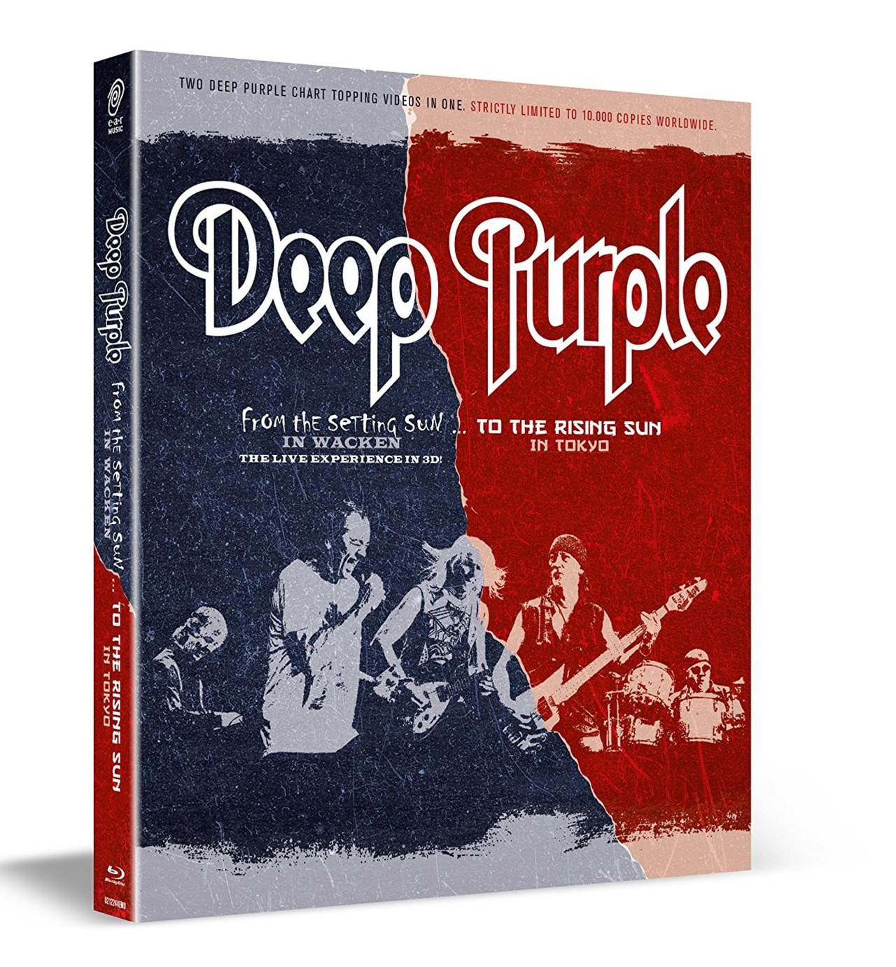 Deep Purple: From the Setting Sun in Wacken... To the Rising... - 3