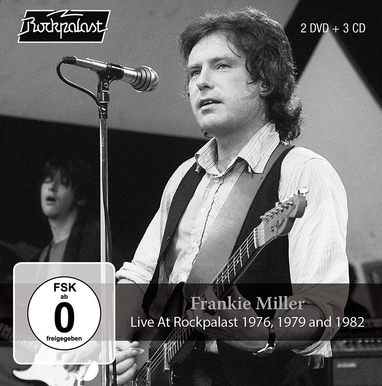 Live at Rockpalast 1976, 1979 and 1982 - 1
