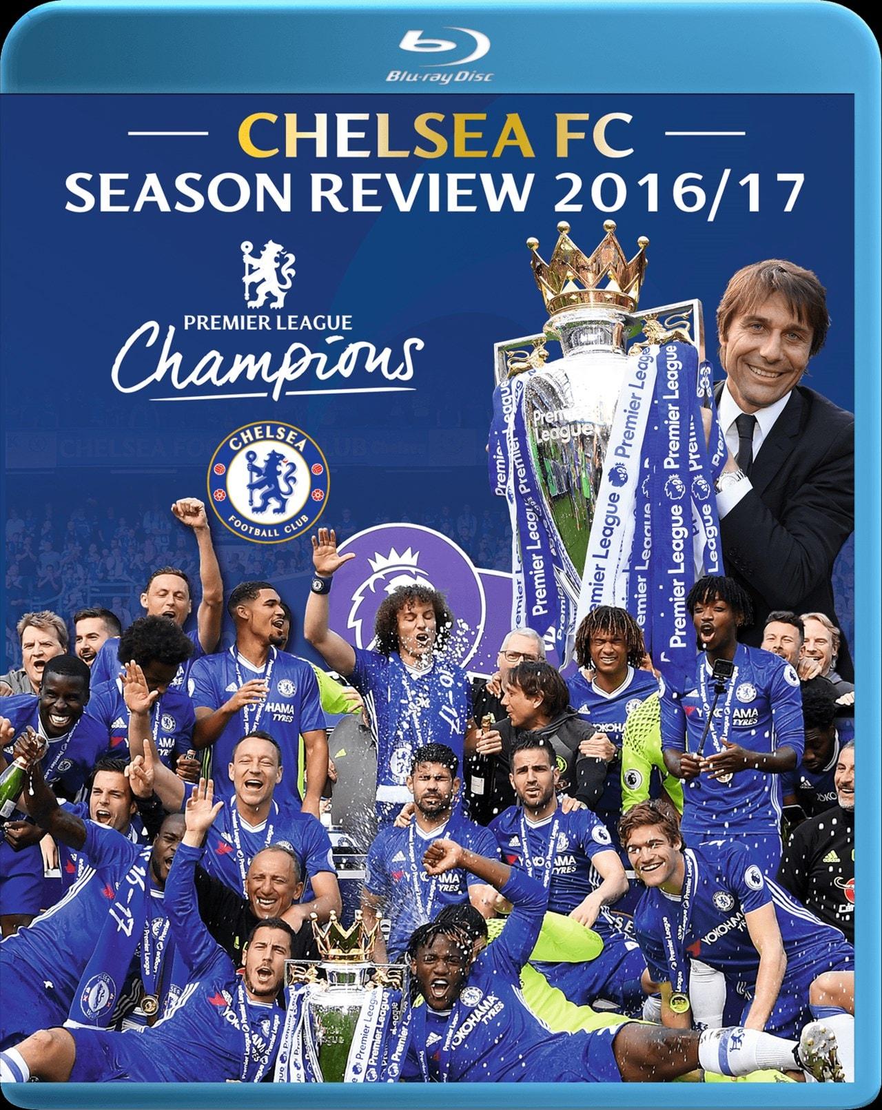 Chelsea FC: Season Review 2016/2017 - 1