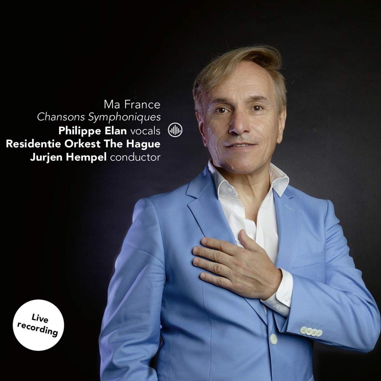 Ma France: Chansons Symphoniques - 1