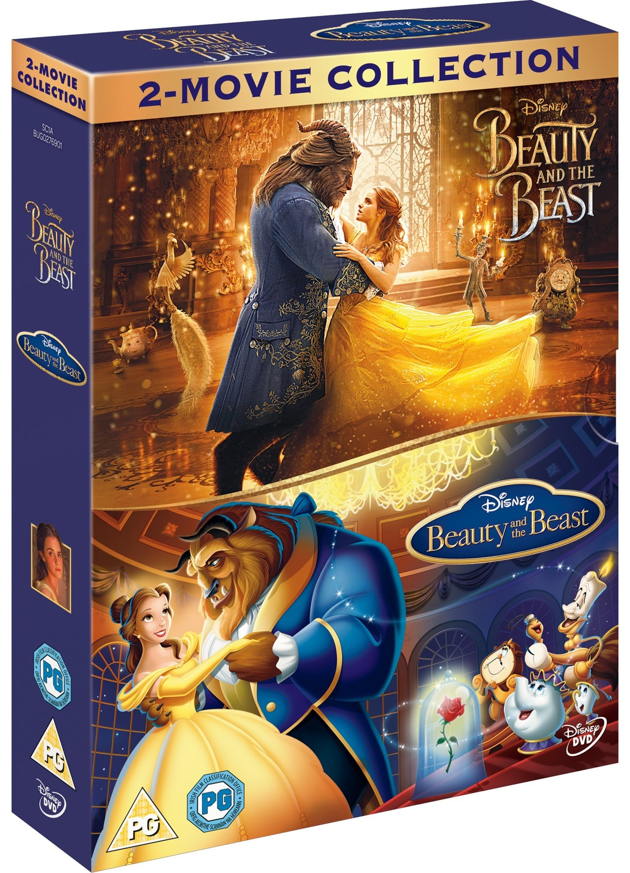 Beauty and the Beast: 2-movie Collection - 2