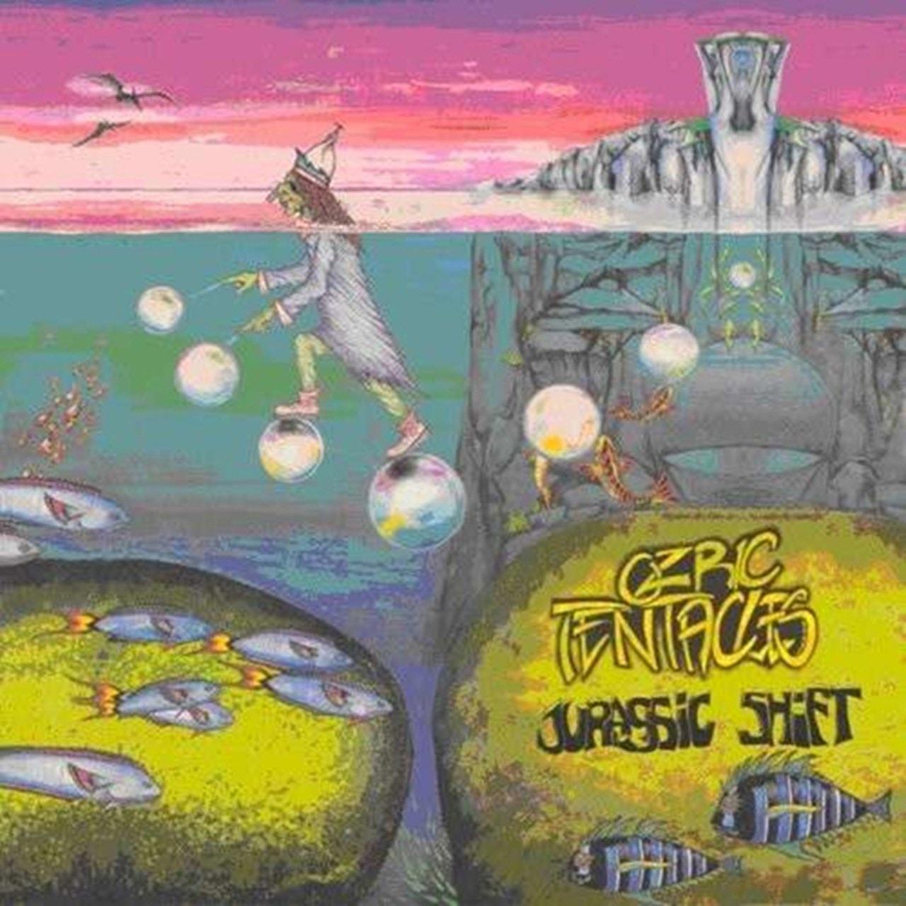 Jurassic Shift - 1