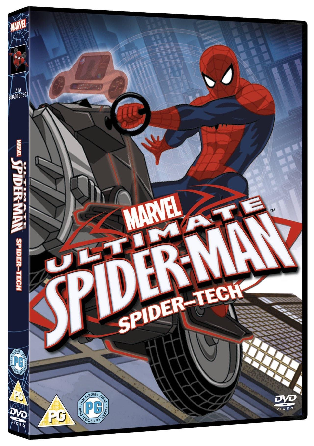 Ultimate Spider-Man: Spider-tech - 2