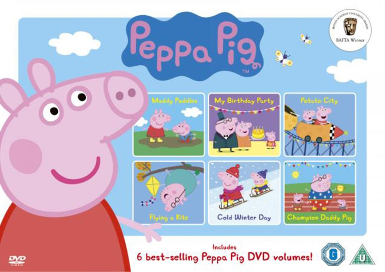 Peppa Pig: Selection Box - 1