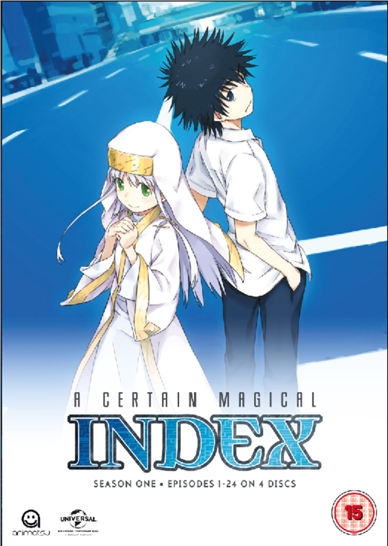 A Certain Magical Index: Season 1 - 1