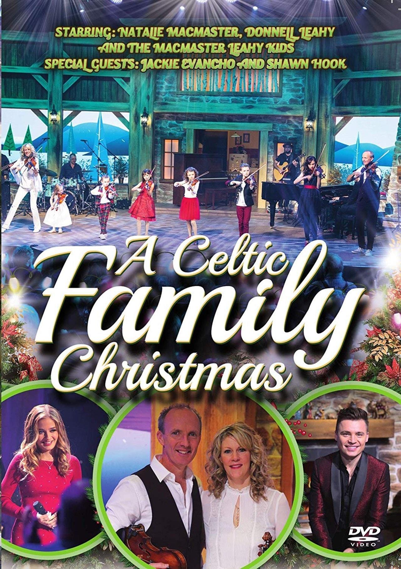 A Celtic Family Christmas - 1