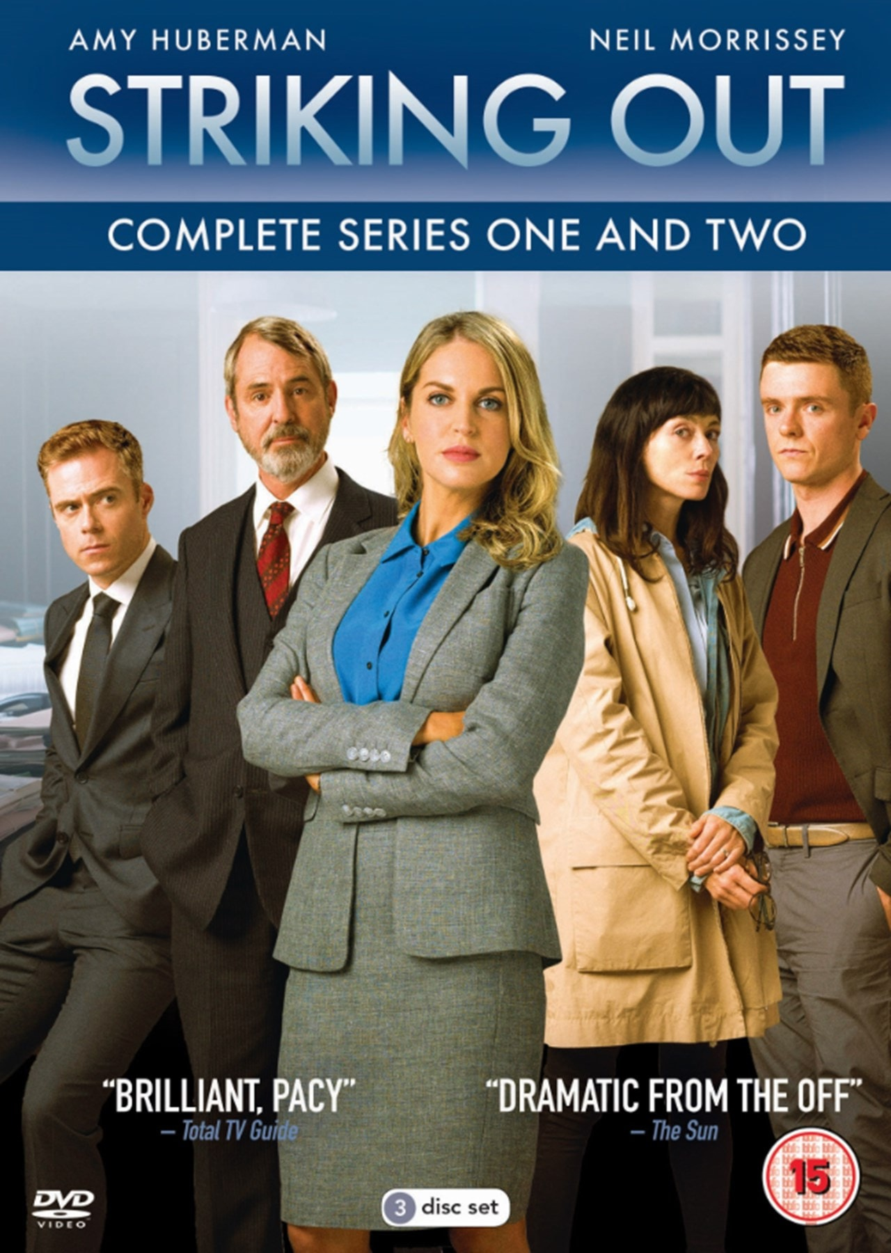 Striking Out: Complete Series One and Two - 1