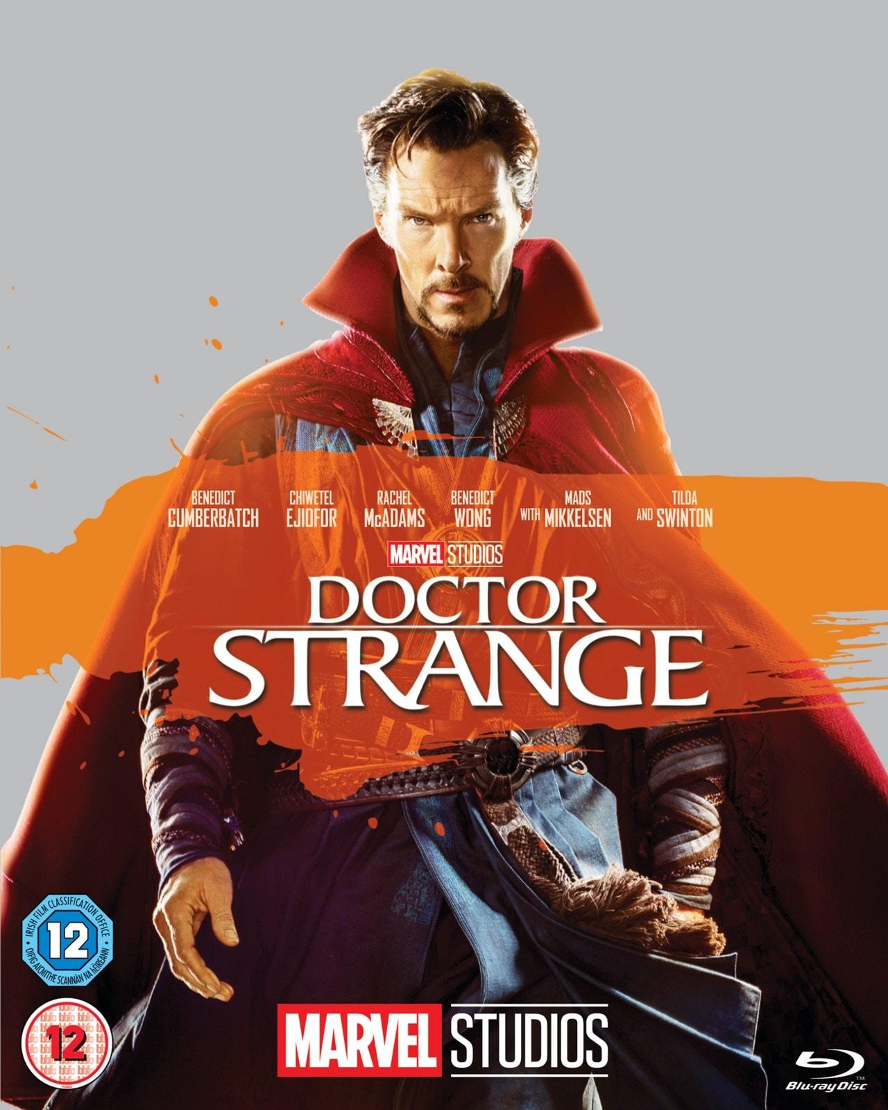 Doctor Strange - 1