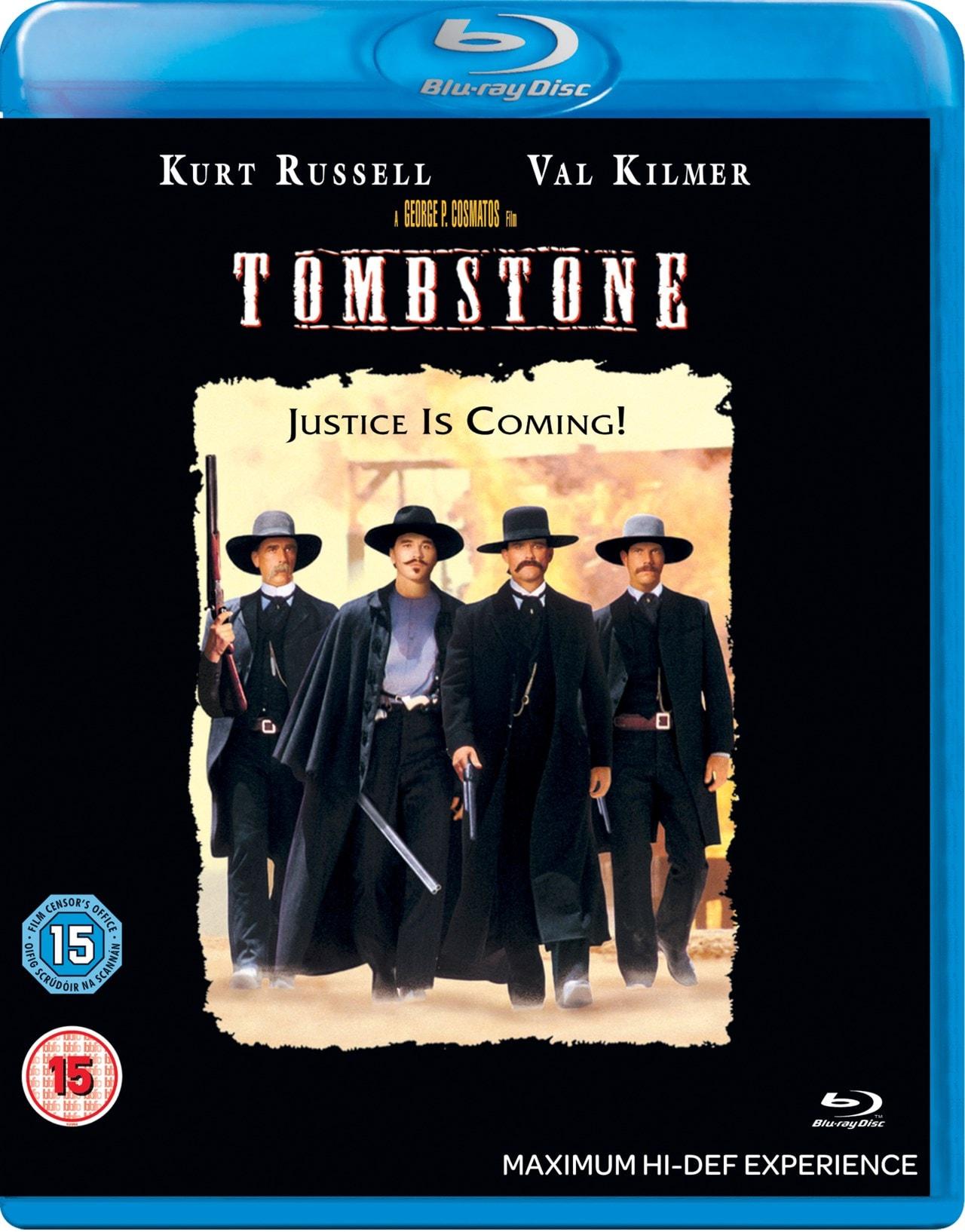 Tombstone - 1
