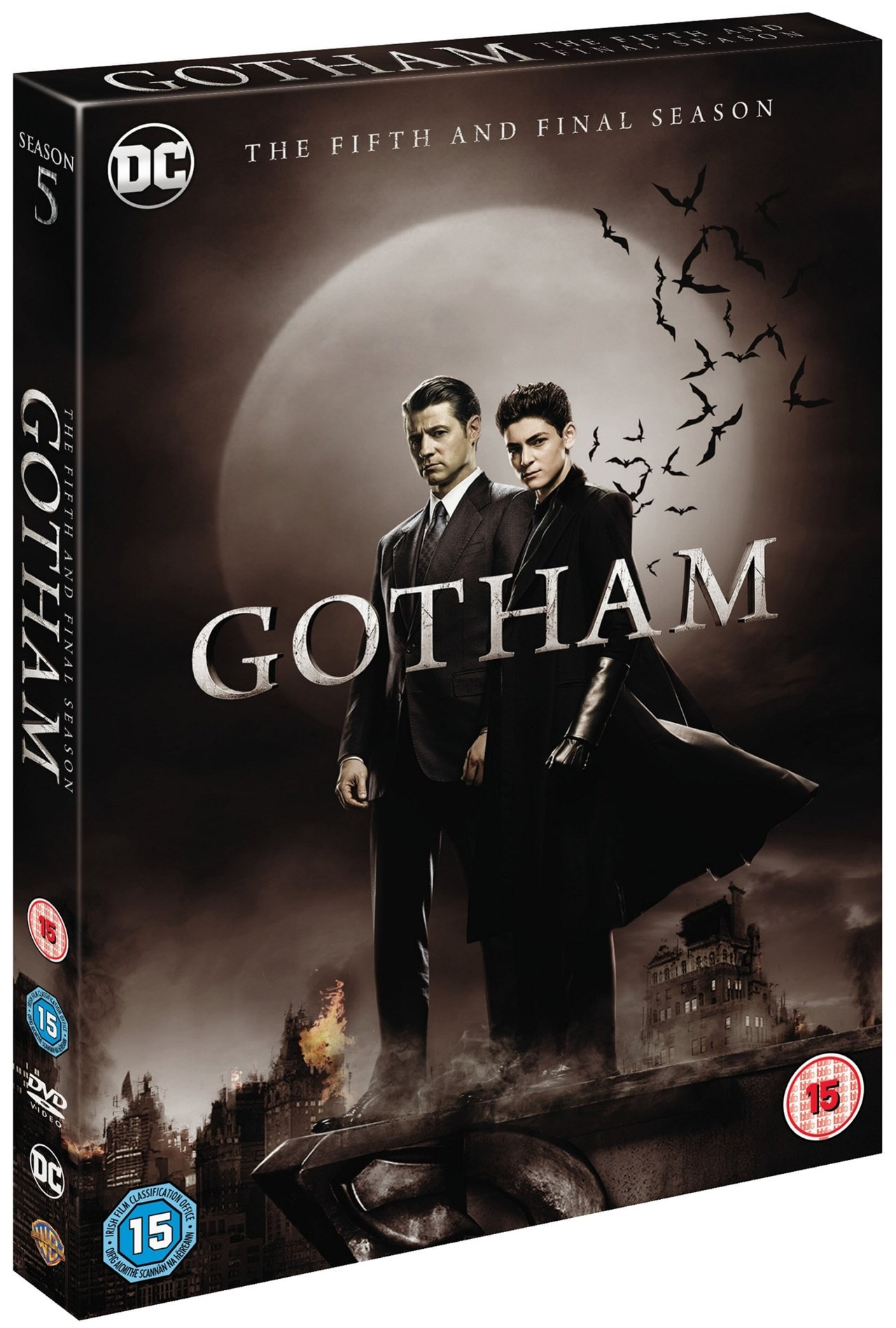 Gotham: The Fifth and Final Season - 2