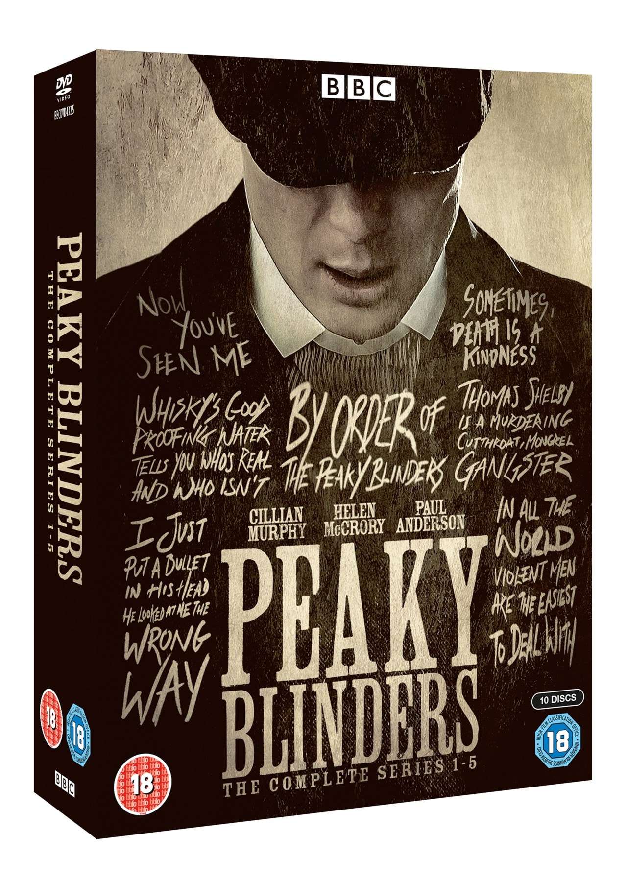 Peaky Blinders: The Complete Series 1-5 - 2