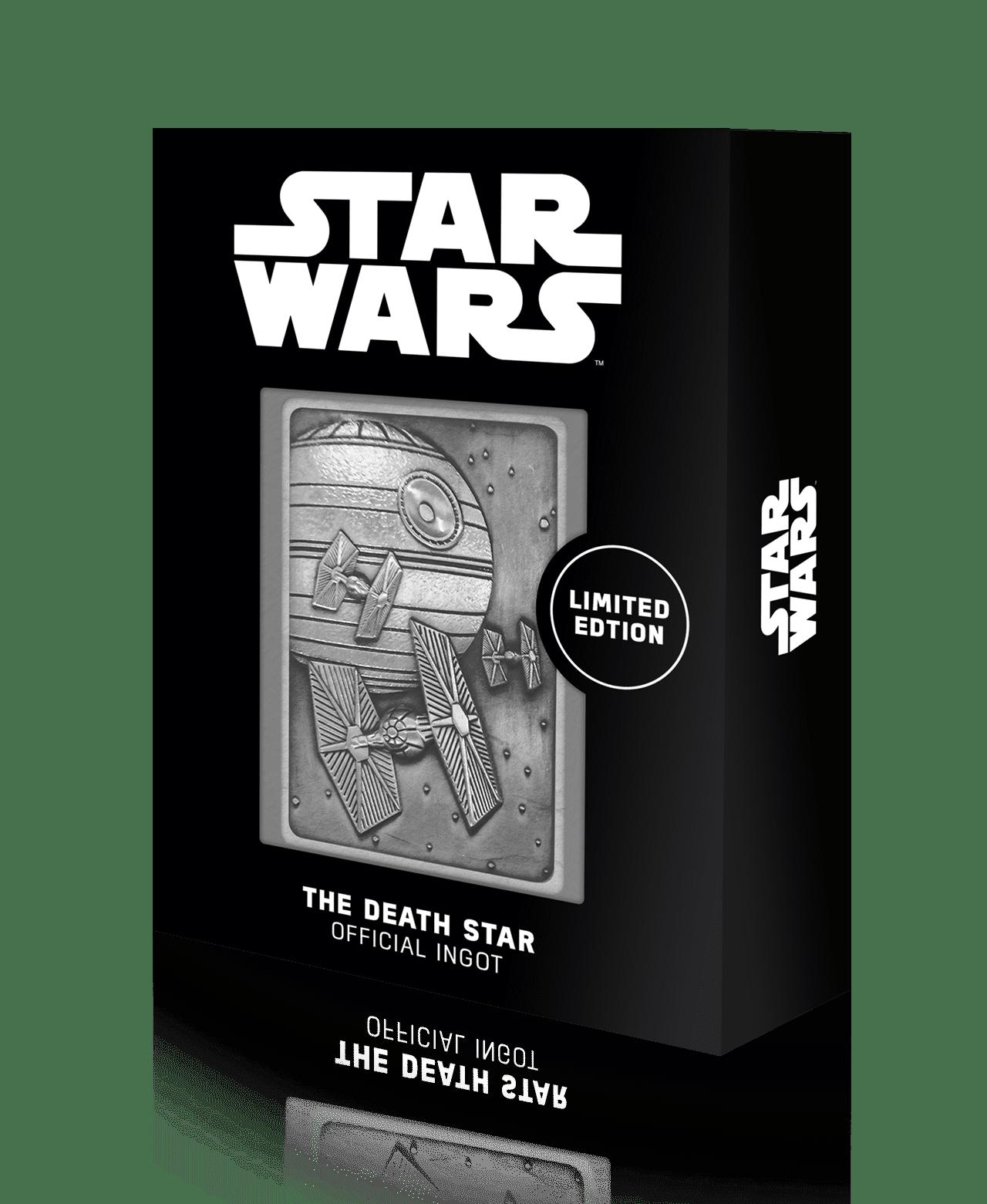 Death Star Scene: Star Wars Limited Edition Ingot Collectible - 1