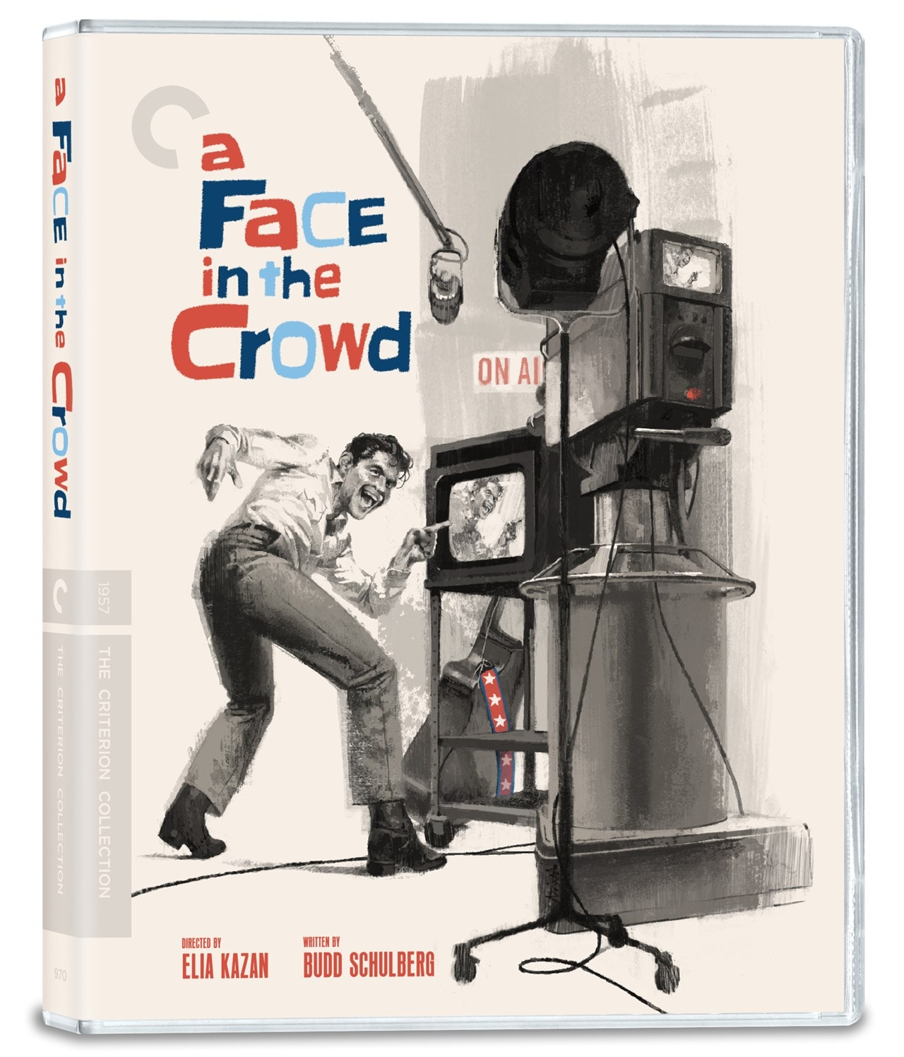 A Face in the Crowd - The Criterion Collection - 2