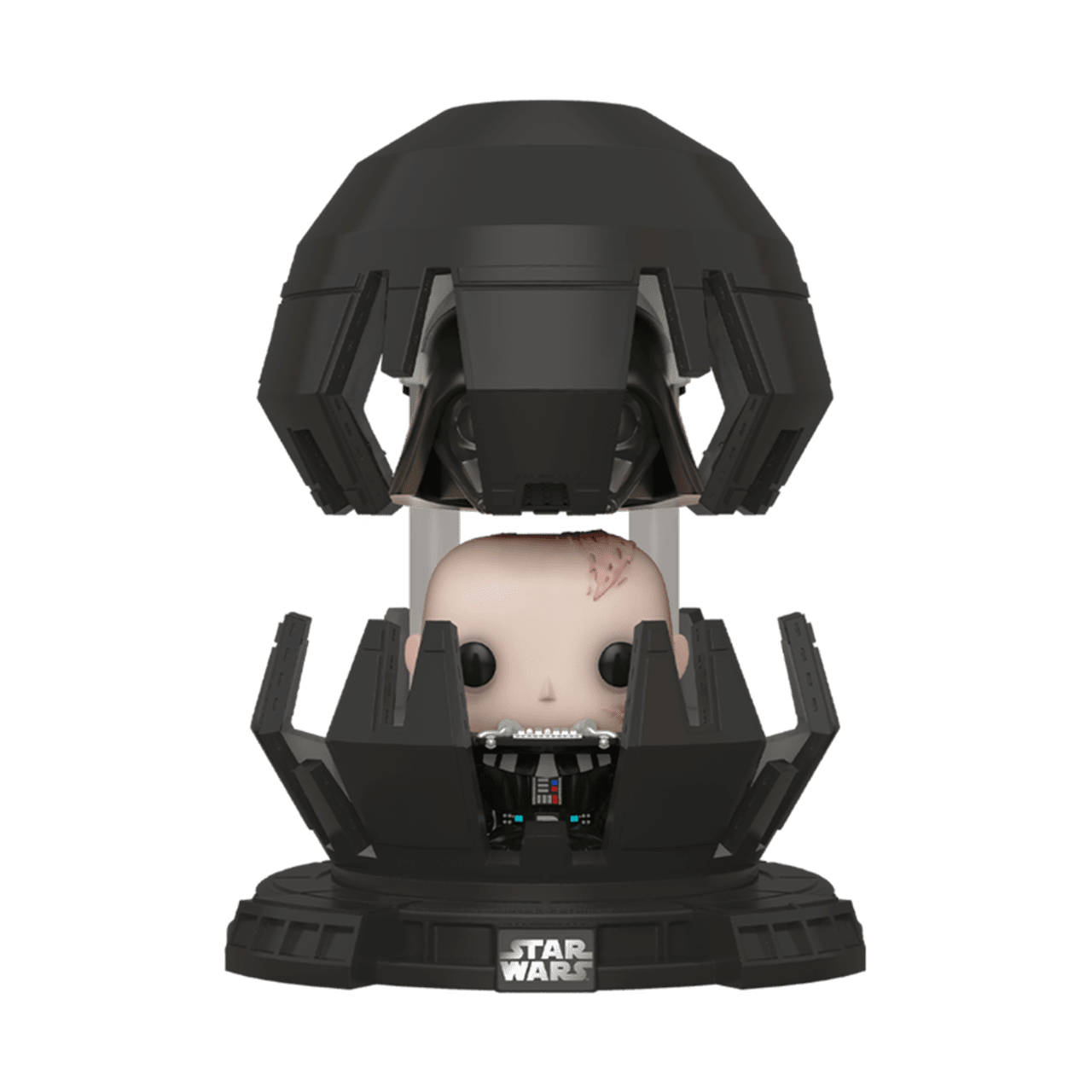 Darth Vader In Meditation Chamber (365) Empire Strikes Back 40TH Anniversary Pop! Deluxe - 1