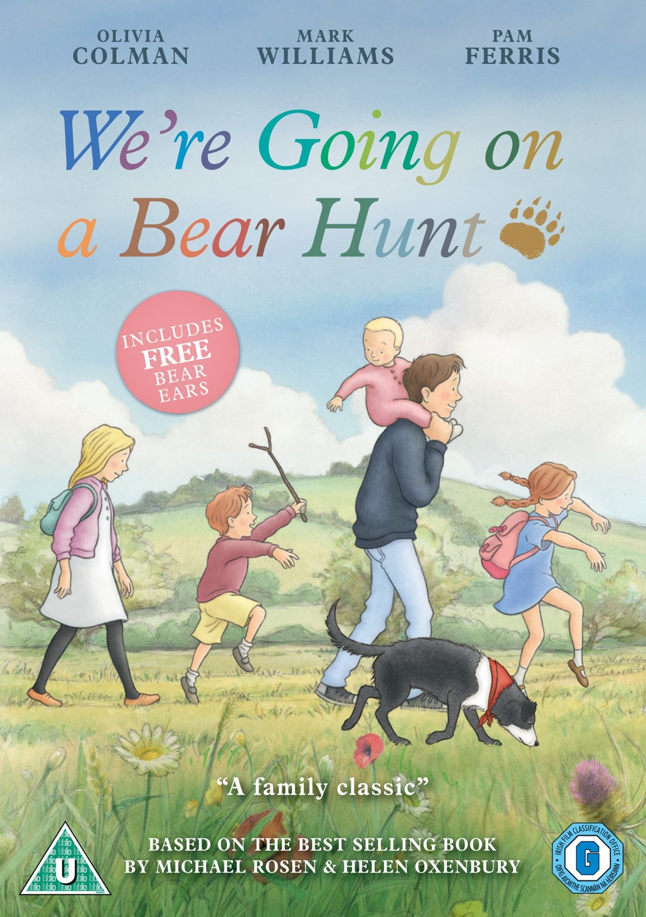 We're Going On a Bear Hunt - 1