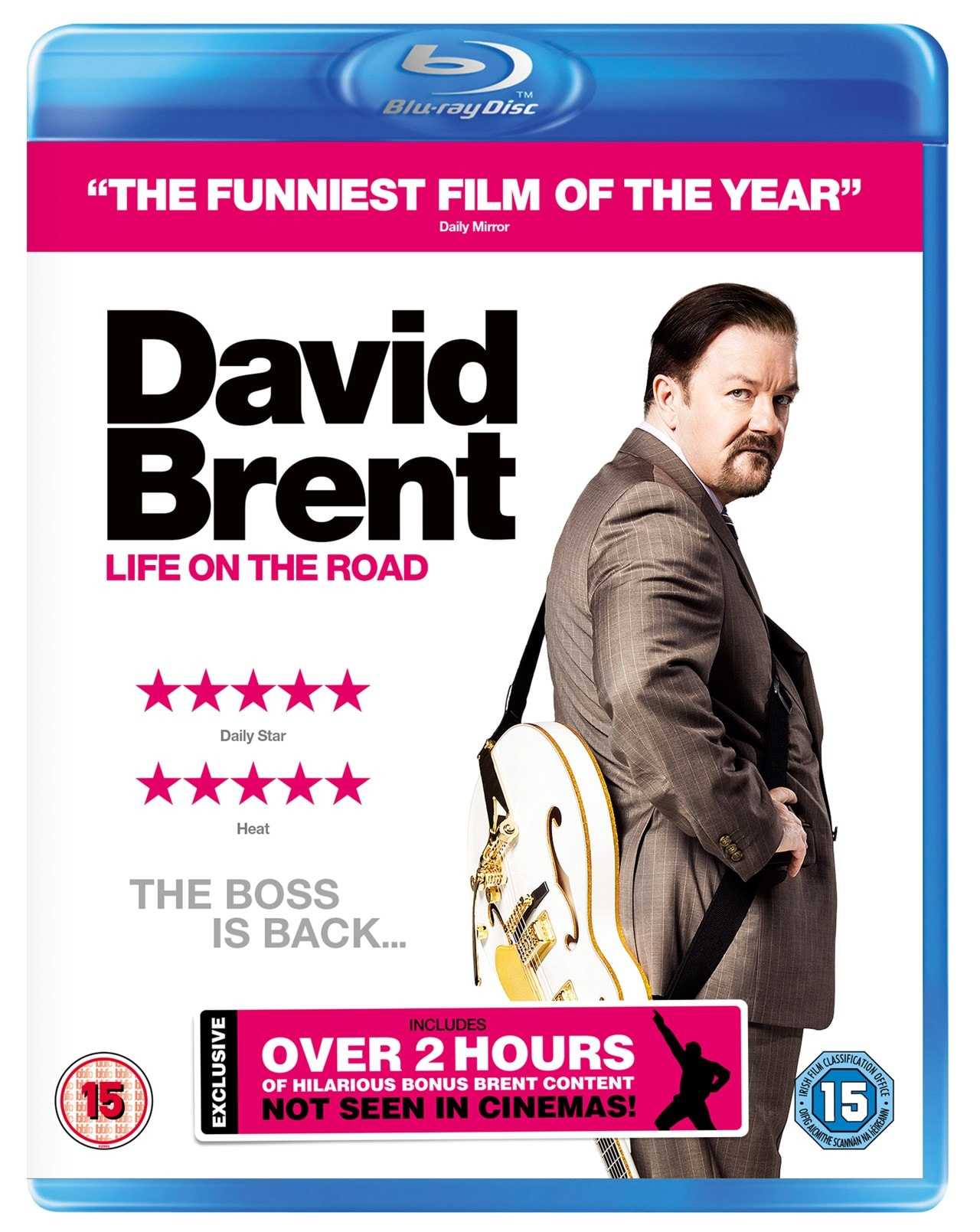David Brent - Life On the Road - 1