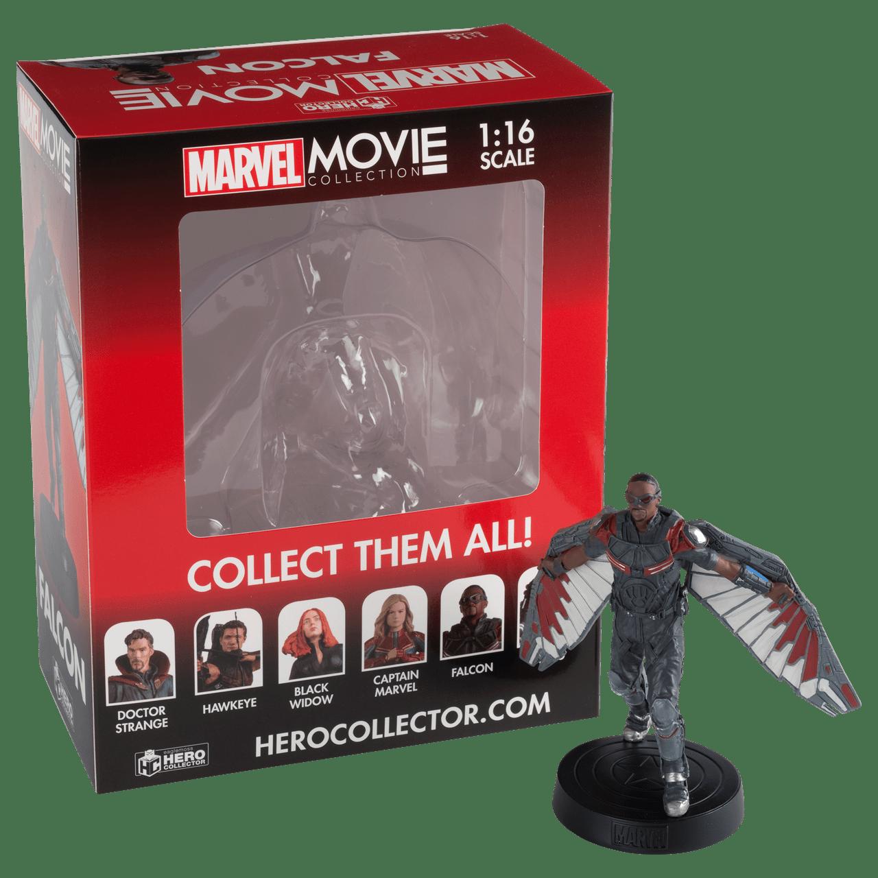 Falcon: Marvel Figurine: Hero Collector - 4