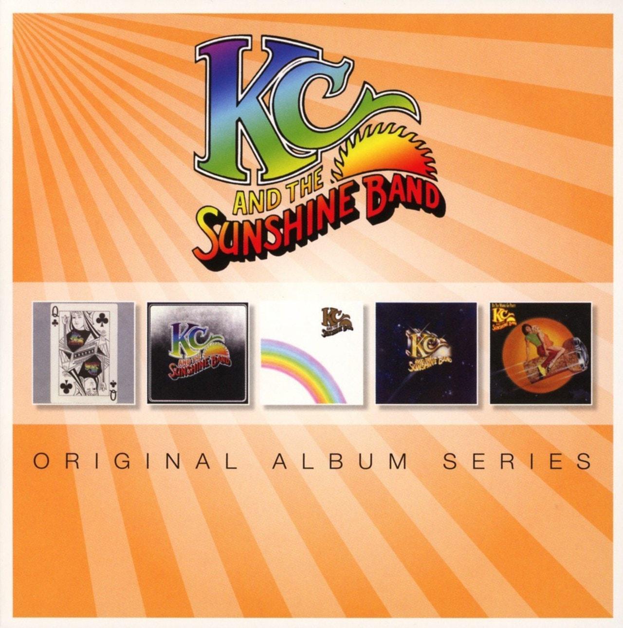 KC and the Sunshine Band - 1