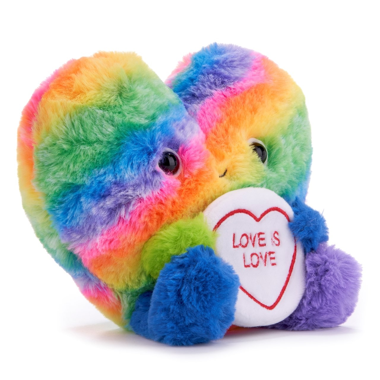 Arty the Big Hearty: Swizzles Love Hearts Collection Plush Toy - 2