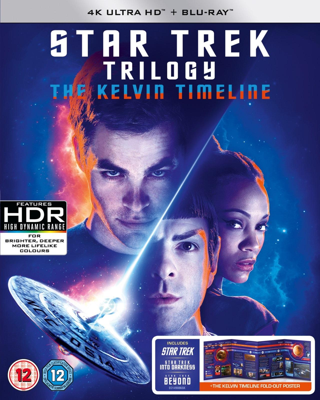 Star Trek: The Kelvin Timeline - 1