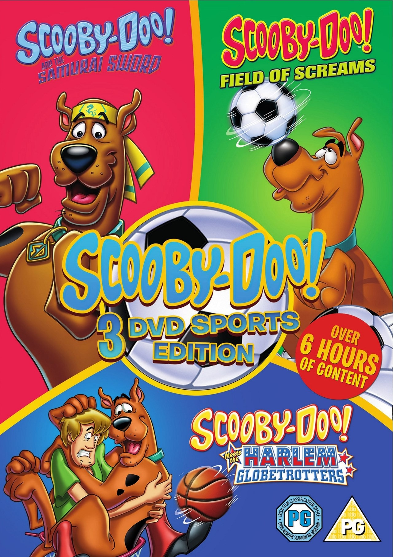 Scooby-Doo: Sports Edition - 1