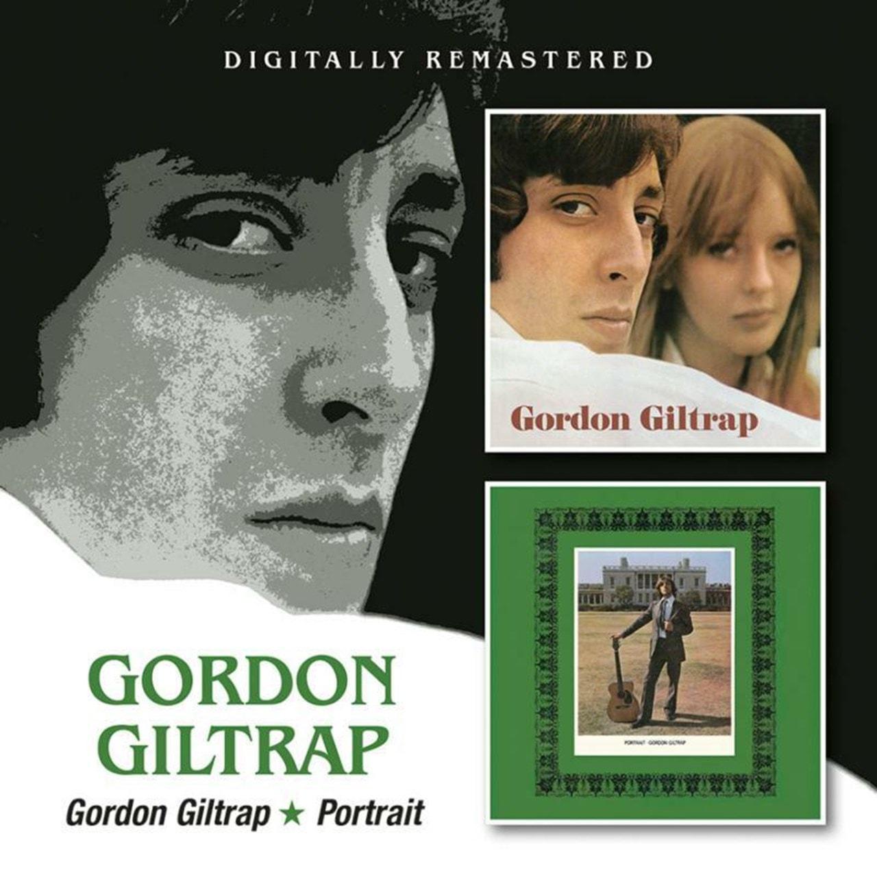 Gordon Giltrap/Portrait - 1