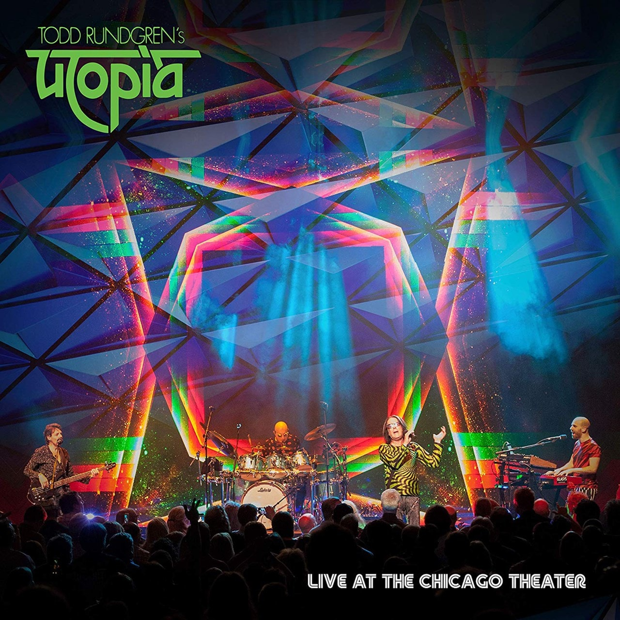 Live at the Chicago Theater - 1