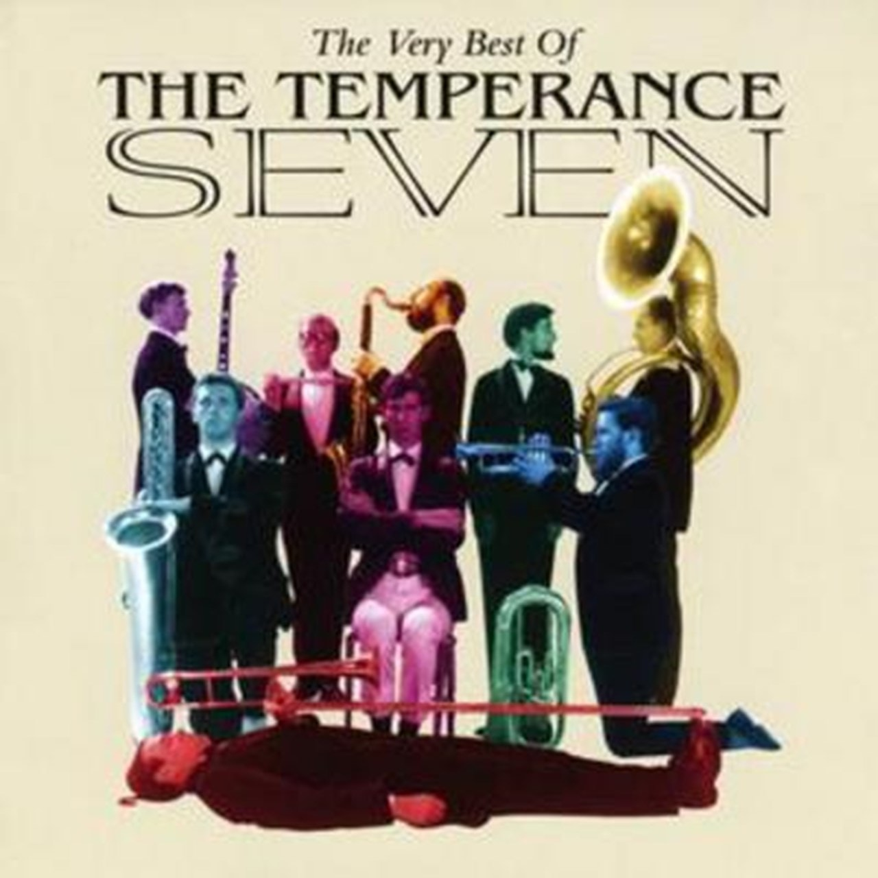Very Best of Temperance Seven - 1