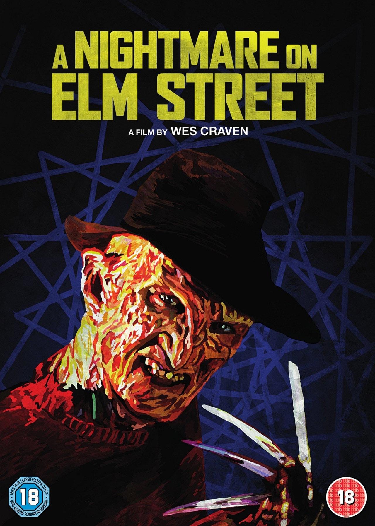 A Nightmare On Elm Street - 1