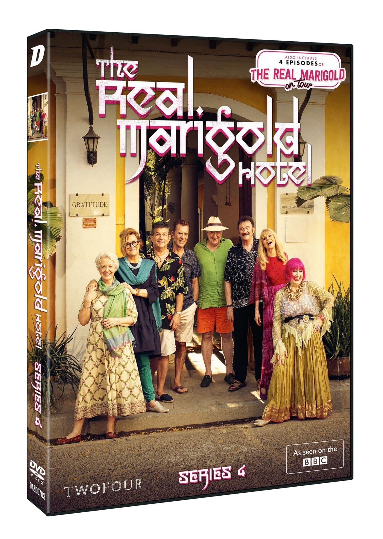 The Real Marigold Hotel: Series 4 - 2
