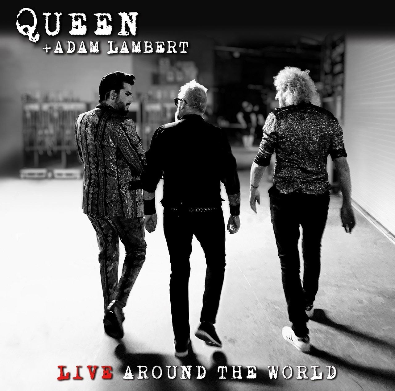Live Around the World - CD + Blu-ray - 1