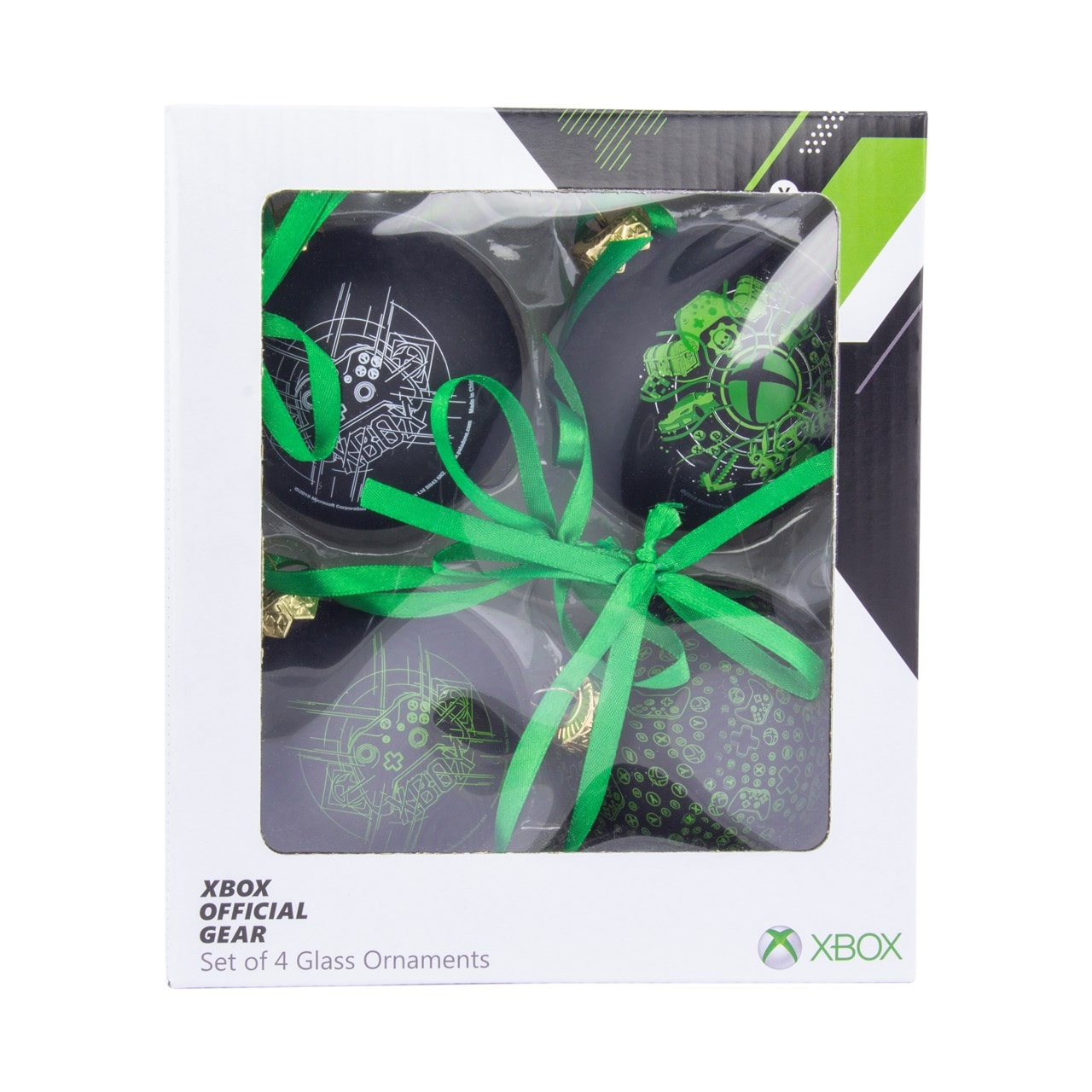 Xbox Glass Christmas Ornaments - 4