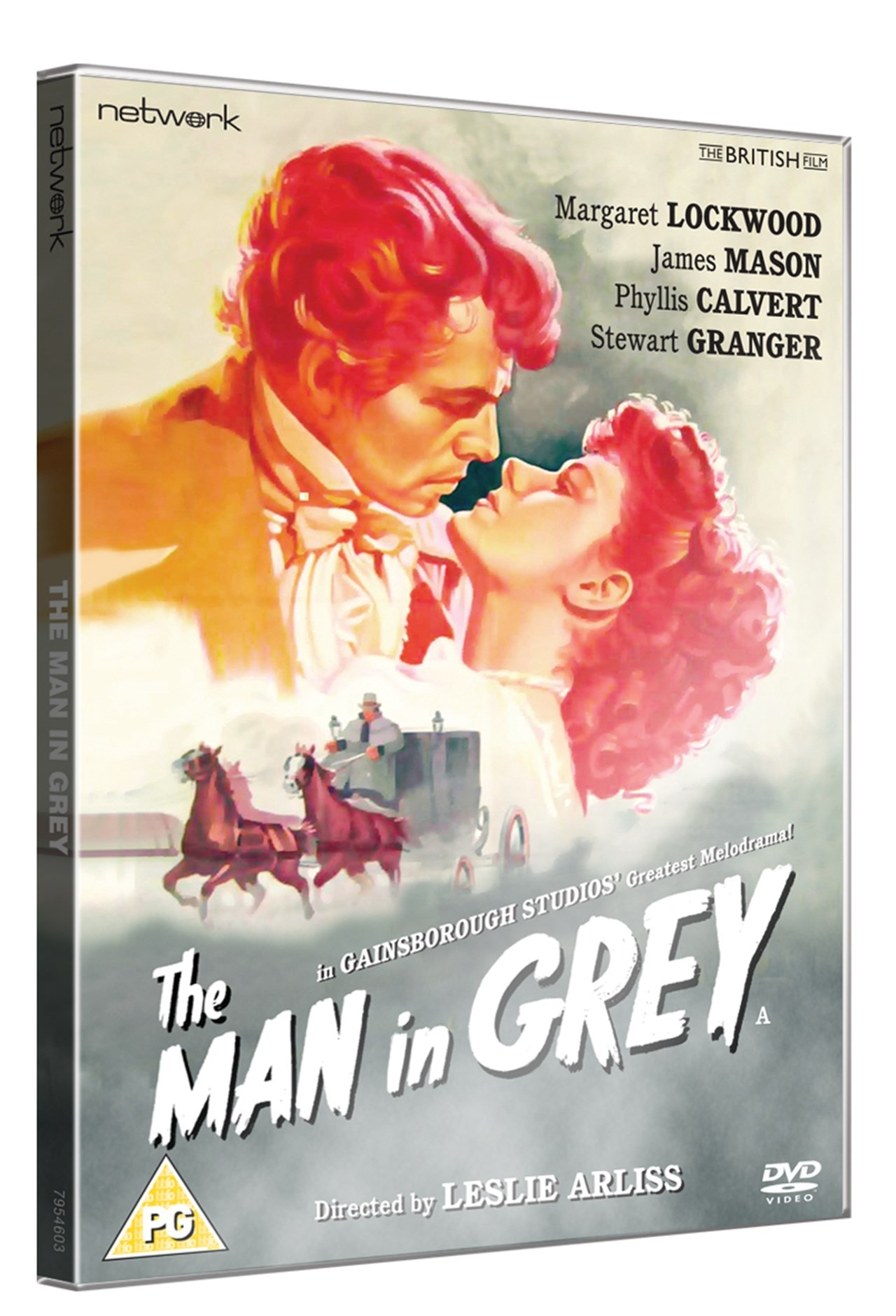 The Man in Grey - 2