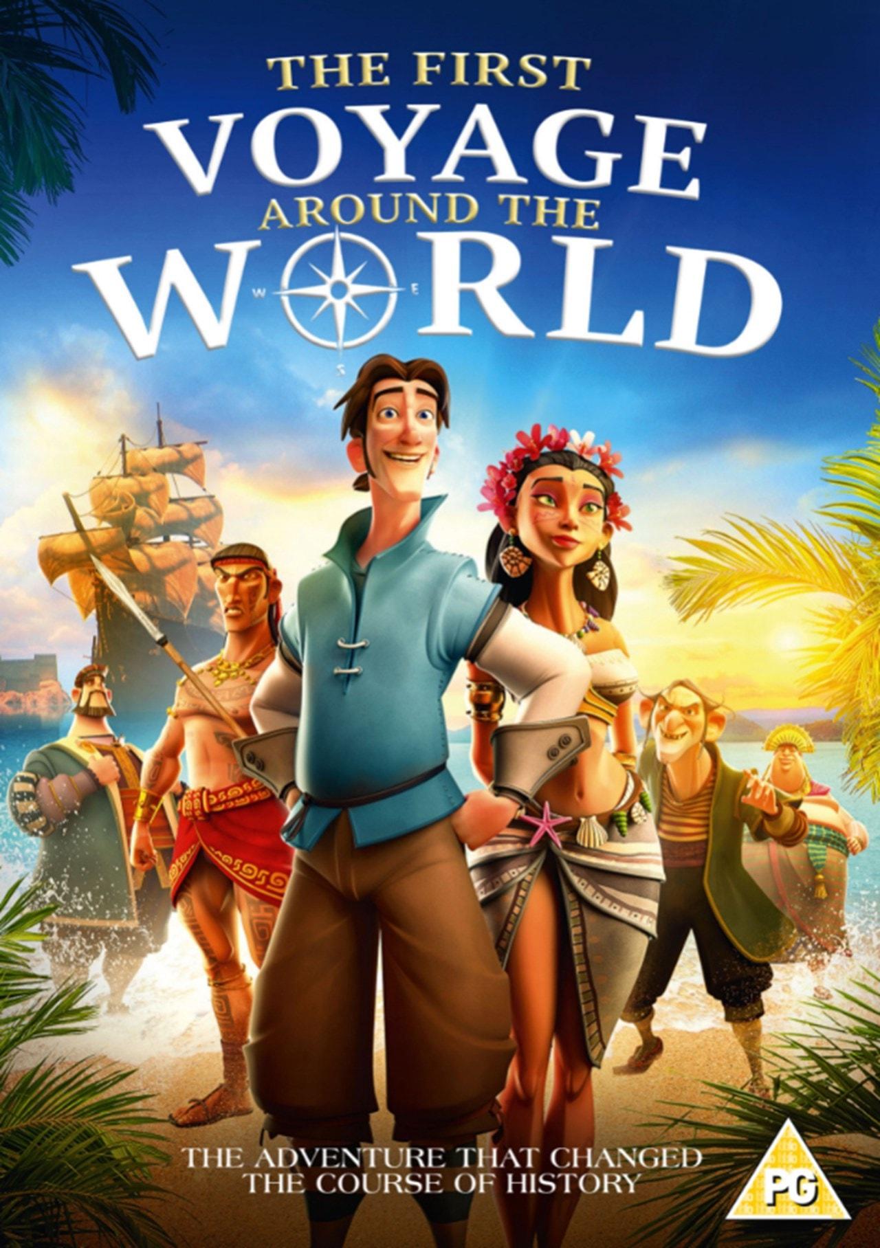 The First Voyage Around the World - 1