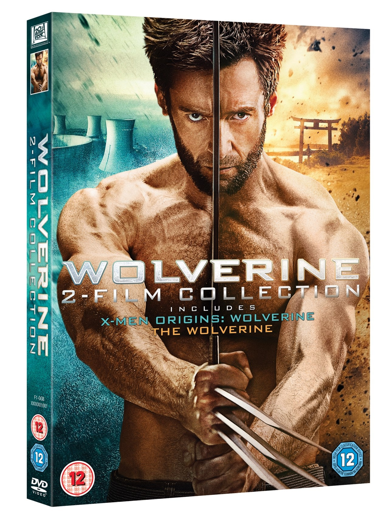 The Wolverine/X-Men Origins: Wolverine - 2