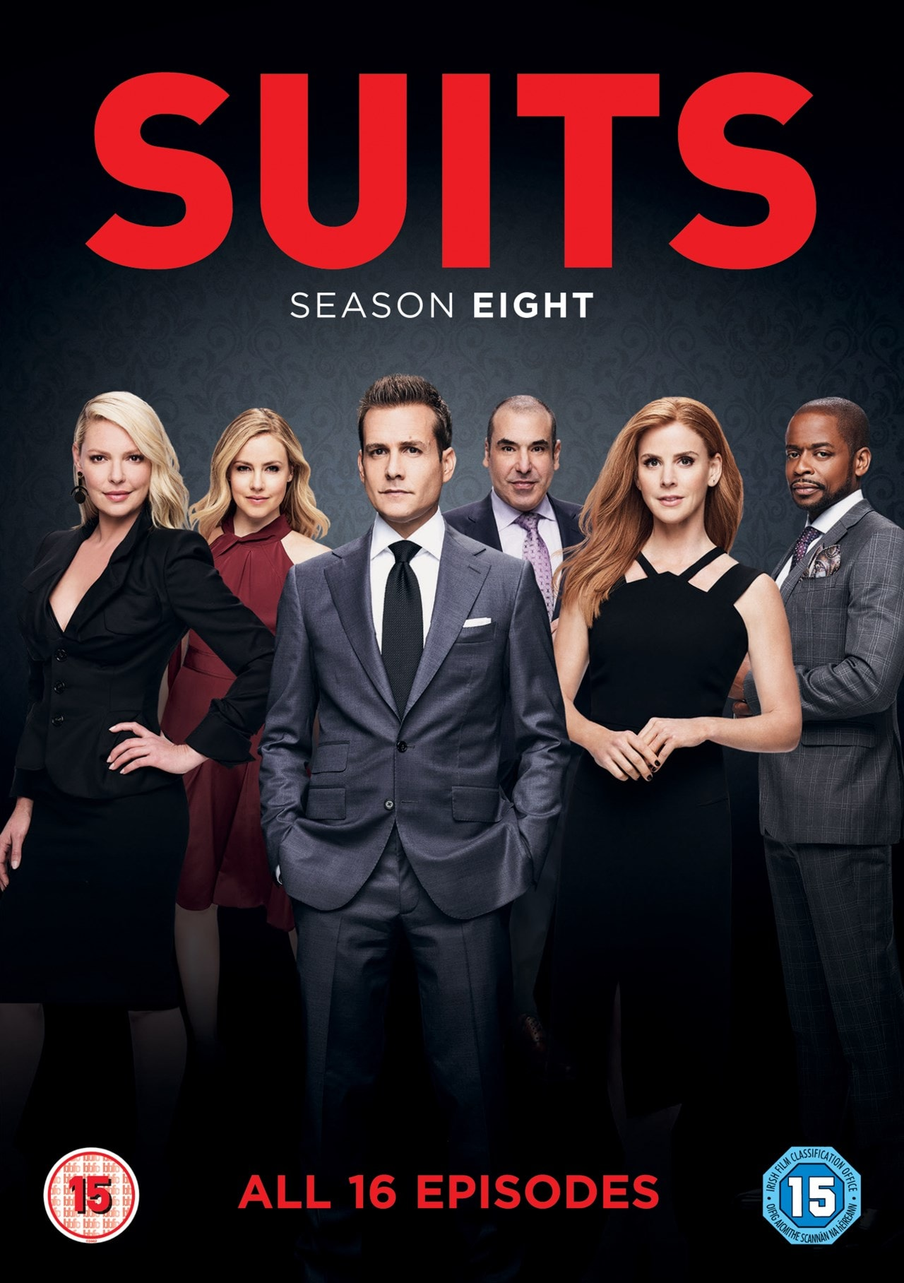 Suits: Season Eight - 1