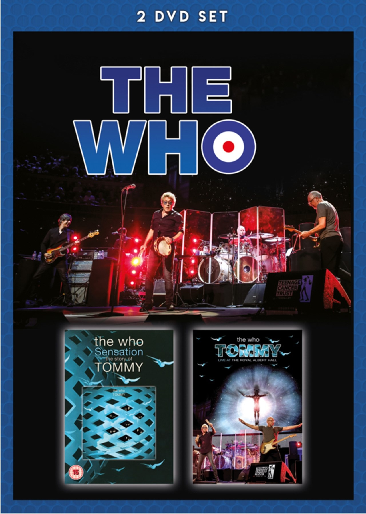 The Who: Sensation - The Story of Tommy/Tommy: Live at The... - 1