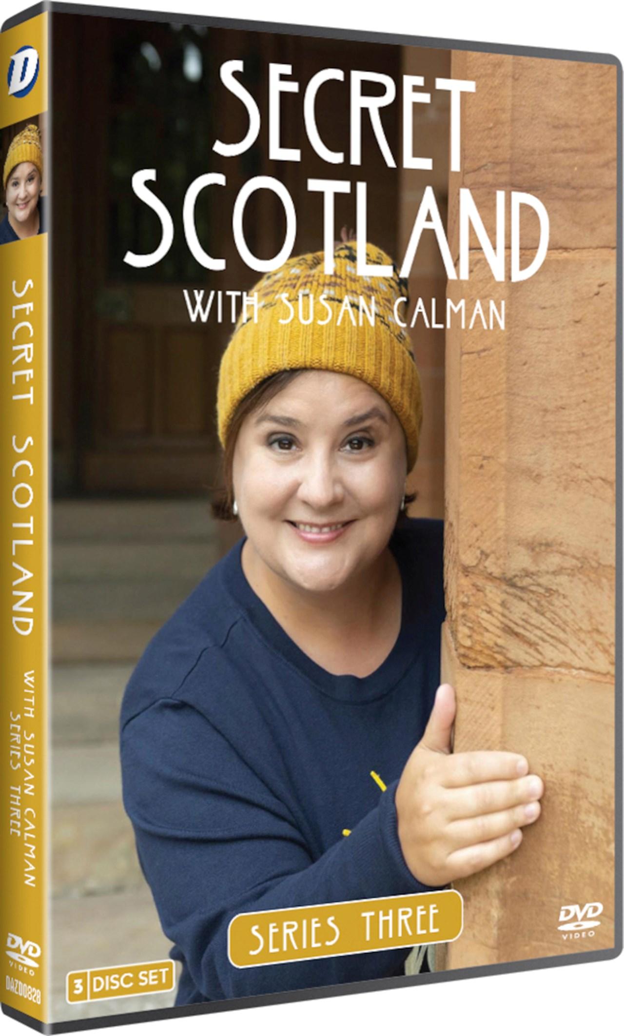 Secret Scotland With Susan Calman: Series Three - 2