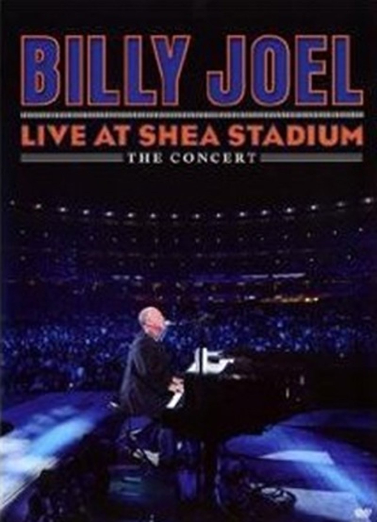 Billy Joel Live At Shea Stadium Dvd Free Shipping Over 20 Hmv Store