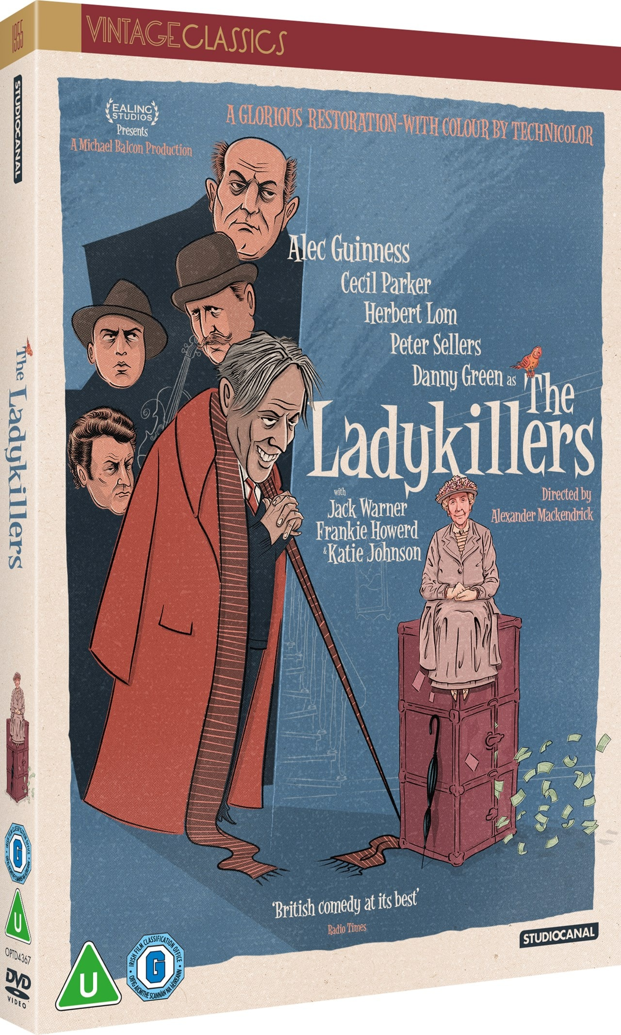 The Ladykillers - 2
