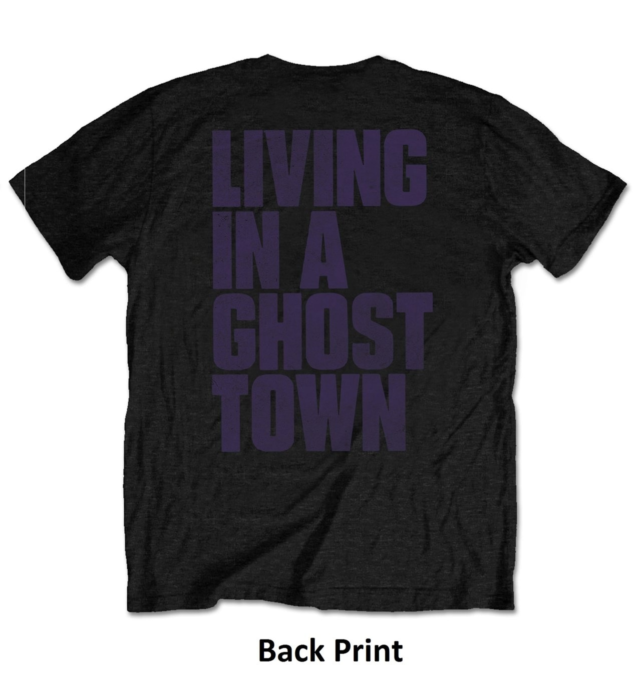 Rolling Stones: Ghost Town Distressed (hmv Exclusive) (Small) - 2