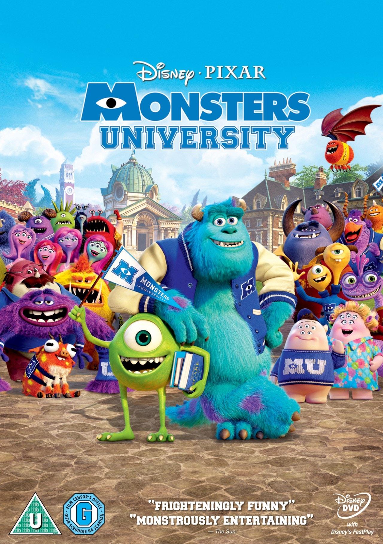 Monsters University - 3