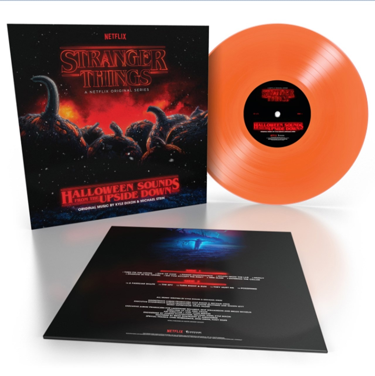 Stranger Things: Halloween Sounds from the Upside Down - 1