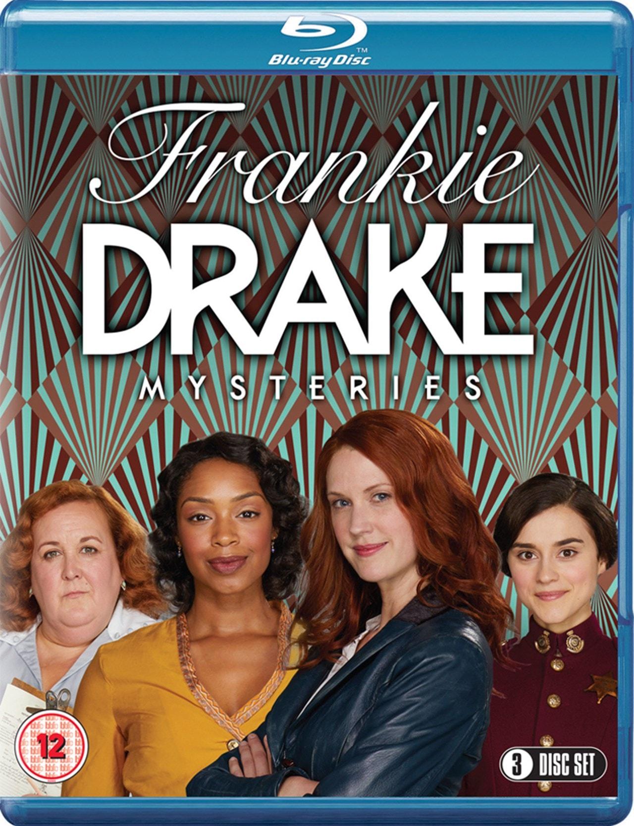 Frankie Drake Mysteries: Complete Season Two - 1