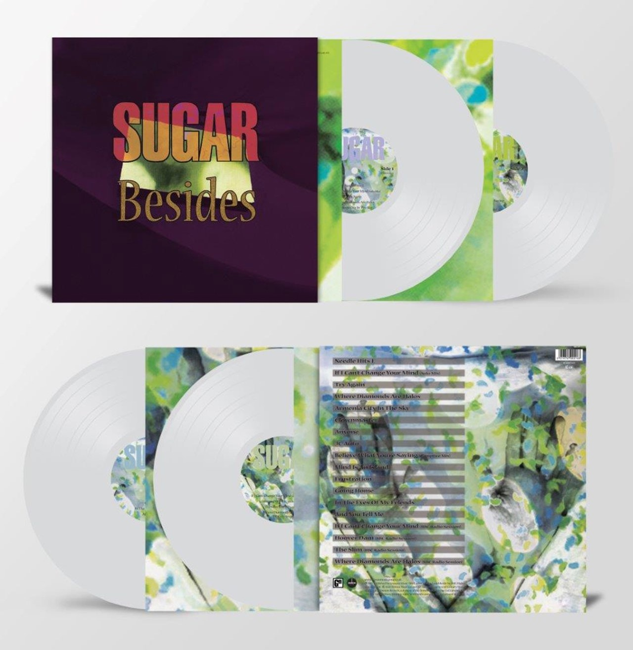 Besides - Limited Edition Clear Vinyl - 1
